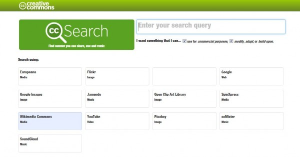 'CC Search' - search_creativecommons_org